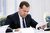 Медведев подписал постановление  о продлении продэмбарго на год