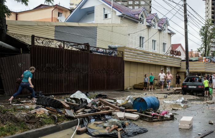 Около 280 человек эвакуировано в Сочи из подтопленных паводком районов