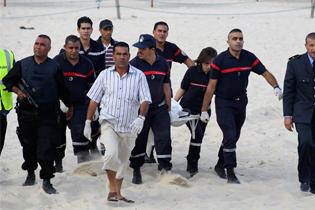 Нападение на отели в Тунисе