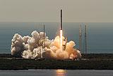 Авария ракеты Falcon поставила под угрозу годовую миссию на МКС