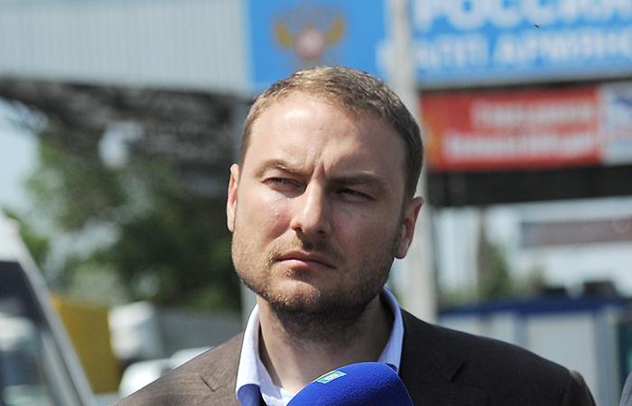 Министр промышленной политики Крыма Скрынник задержан по подозрению в мошенничестве