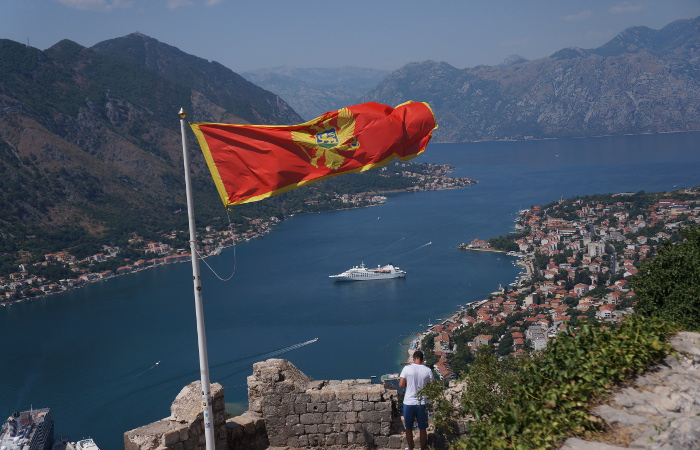 """Черногория стала """"идеальным кандидатом"""" в НАТО"""