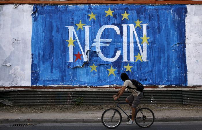 Греция закрыла банки и ввела контроль за движением капиталов
