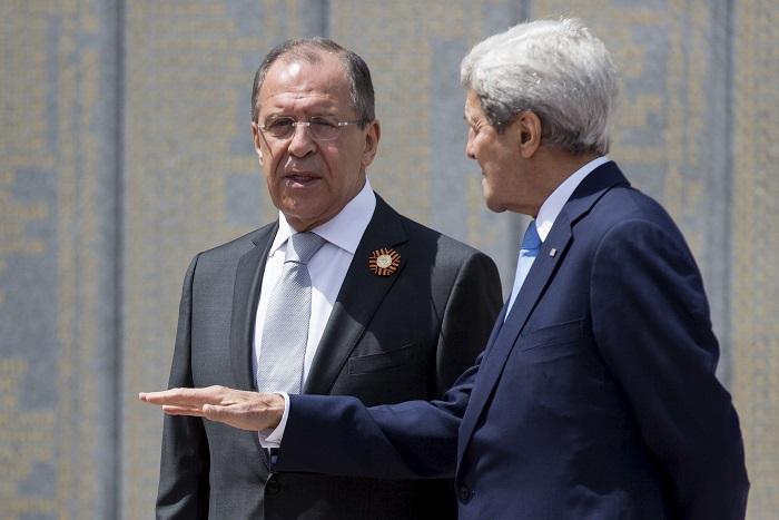 Лавров встретится с Керри для обсуждения борьбы с экстремизмом