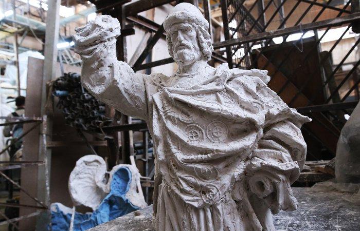 Власти Москвы не принимали решения о месте возведения памятника князю Владимиру