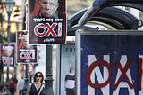 Греция перед референдумом