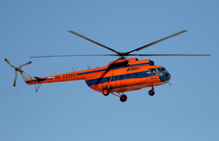 В ХМАО пропал вертолет с пассажирами