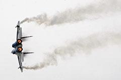 Минобороны приостановило полеты МиГ-29 после катастрофы на Кубани