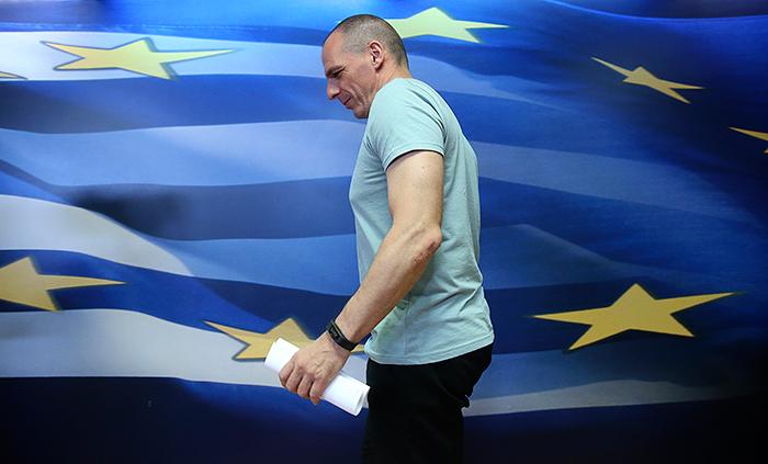 Греческий министр финансов заявил о своей отставке