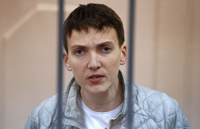 Надежде Савченко отказали в суде присяжных