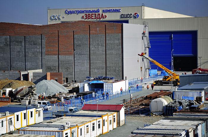 """Минвостокразвития рассказало о рисках разработанного """"Роснефтью"""" проекта """"Звезда"""""""