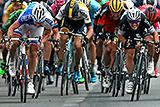 """Велогонщик Саган из """"Тинькофф-Саксо"""" стал вторым на пятом этапе """"Тур де Франс"""""""