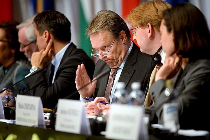 ПА ОБСЕ приняла резолюцию о российской угрозе на Украине