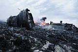 """СКР заявил о падении малайзийского """"Боинга"""" в результате попадания ракеты """"воздух-воздух"""""""