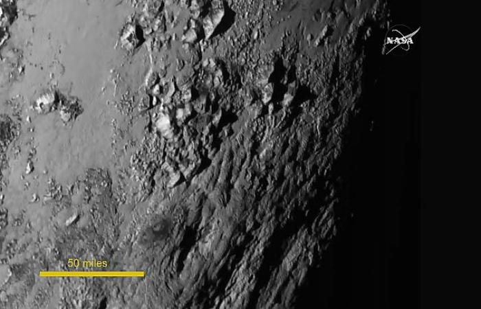 Межпланетная станция НАСА передала на Землю снимки Плутона