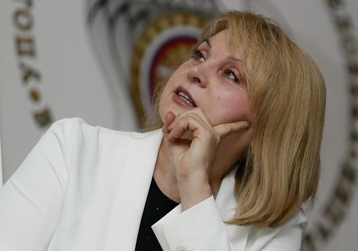 Памфилова потребовала заморозить выделение гранта фонду Марии Гайдар