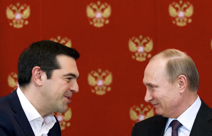 Ципрас не просил у Путина $10 млрд для печати драхмы