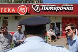 Х5 откажется от охранников в магазинах после серии конфликтов