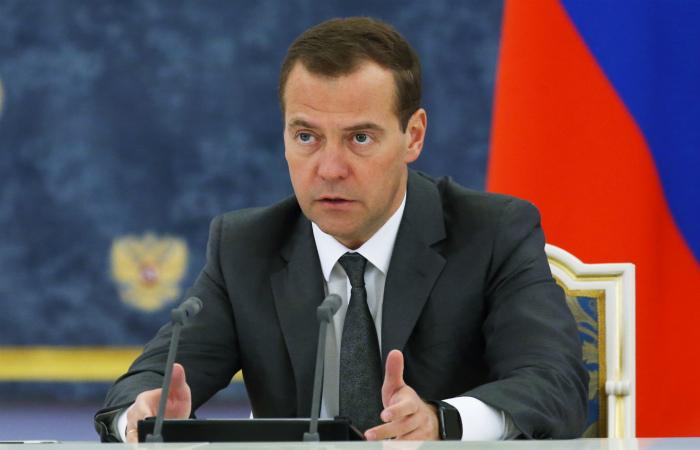 Медведев заявил о бесперспективности оказания давления на Россию со стороны стран Запада