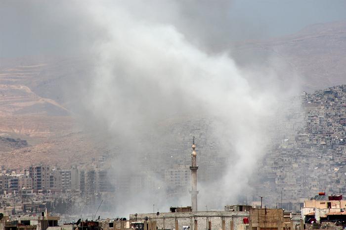 Турецкие военные нанесли новую серию ударов по ИГ и курдским мятежникам