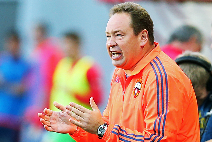 Тренер по футболу россии 2015