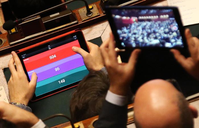 Группа итальянских депутатов объявила о планах посетить Крым