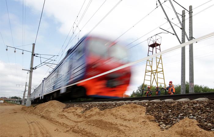 В РЖД не исключили вывода электричек из центра Москвы при перегрузке вокзалов