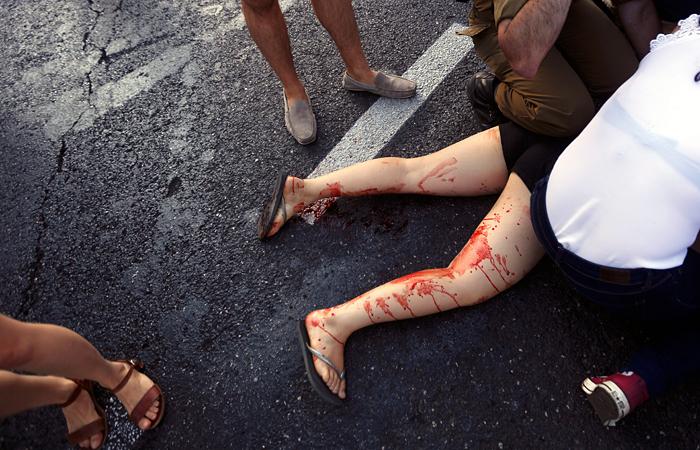 Гомосексуалист убит ножом