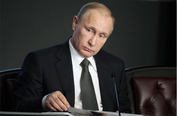 Путин объяснил российское военное присутствие в Сирии