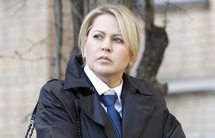 Осужденная на пять лет Евгения Васильева отозвала жалобу на приговор