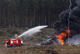 Под Рязанью разбился  вертолет Ми-28