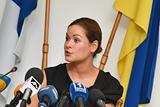 Мария Гайдар получила украинский паспорт