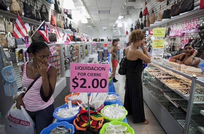 Пуэрто-Рико впервые допустил дефолт по госдолгу