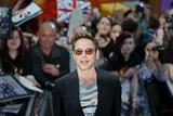 Роберт Дауни младший стал самым высокооплачиваемым актером года