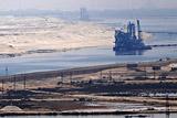 Президент Египта объявил о начале судоходства на новом Суэцком канале