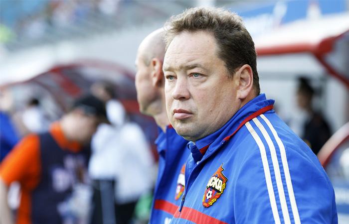Россия тренер по футболу 2015