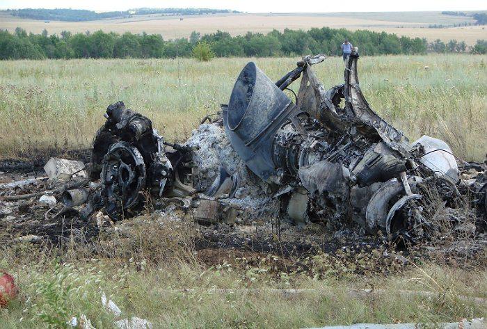В Туве найдены останки погибших при крушении вертолета Ми-8
