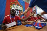 ФК ЦСКА арендовал Сейду Думбия за миллион евро