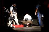 В Фергюсоне полицейский ранил темнокожего мужчину