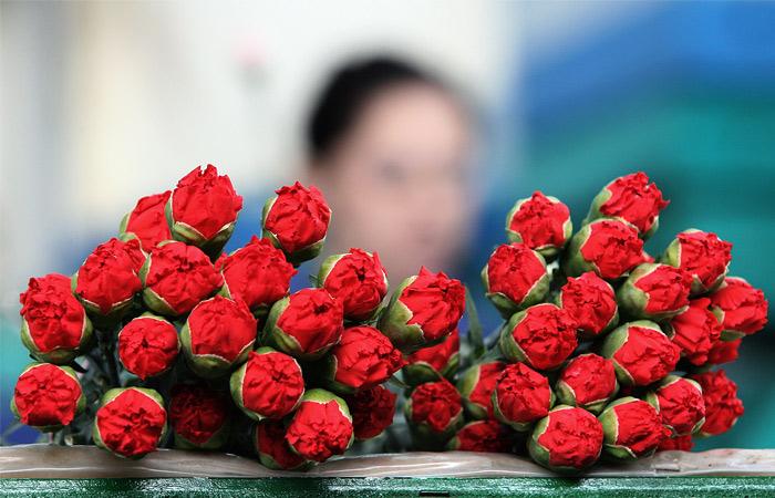 """Россельхознадзор не исключил """"крайних мер"""" в отношении цветов из ЕС"""