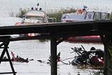 Росавиация нашла проблемы с лицензией у участника катастрофы под Истрой