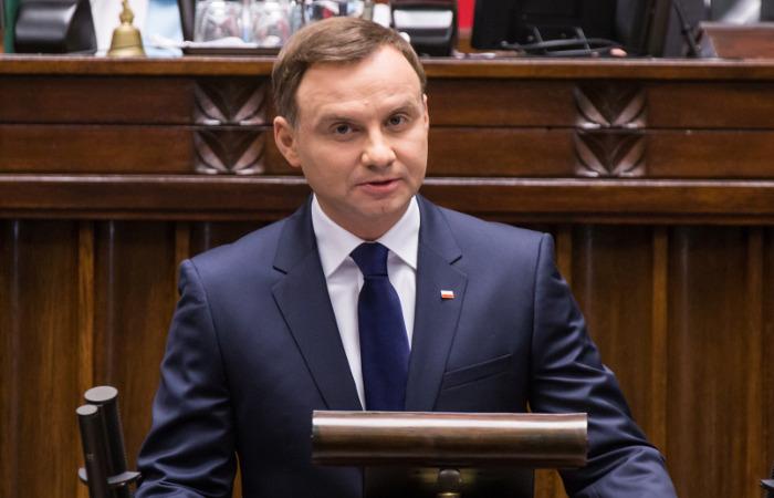 Анджей Дуда недоволен ролью Польши в НАТО