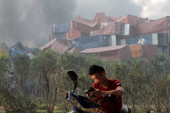 Число жертв взрыва в китайском Тяньцзине превысило 40 человек