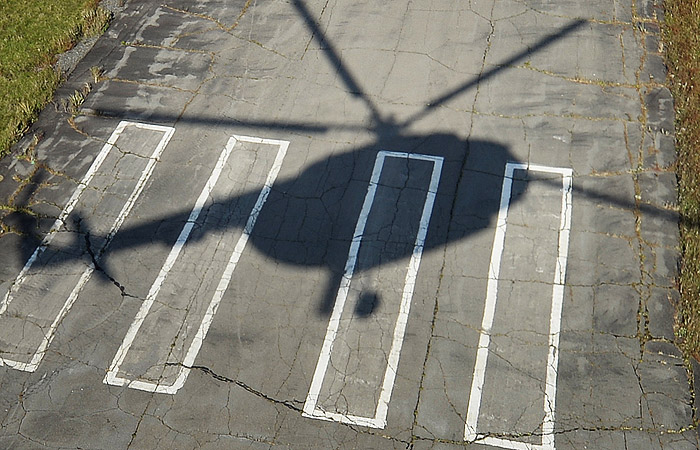 Шесть человек погибли при крушении вертолета в Хабаровском крае