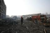 Число жертв взрыва на складе в Китае возросло до 112 человек