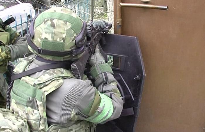 В Дагестане завязался бой с участниками Гимринской банды