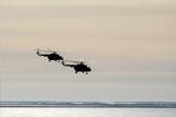 """Водолазы обнаружили """"черные ящики"""" затонувшего в Охотском море Ми-8"""