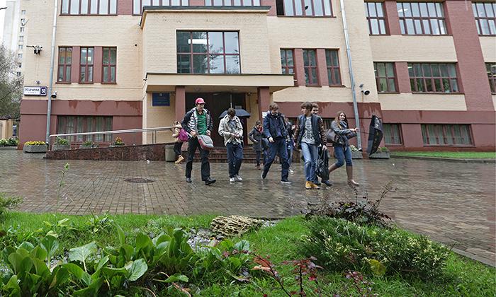 Первое место в рейтинге лучших школ Москвы-2015 получил лицей №1535