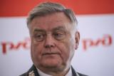 Якунин подтвердил информацию о своем уходе из РЖД