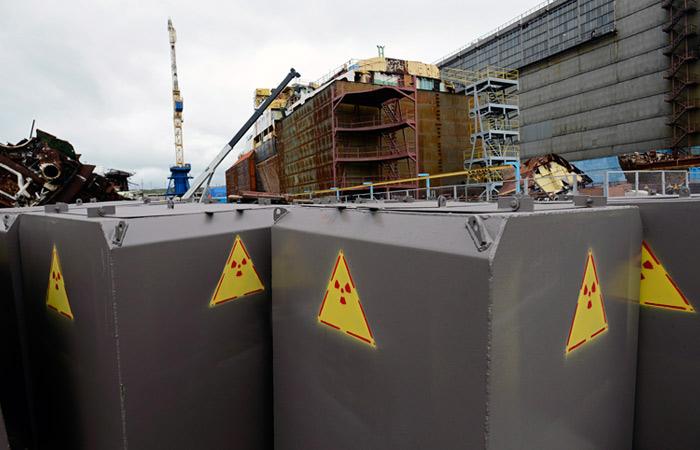 В Вилючинске на Камчатке произошел разлив компонентов топлива